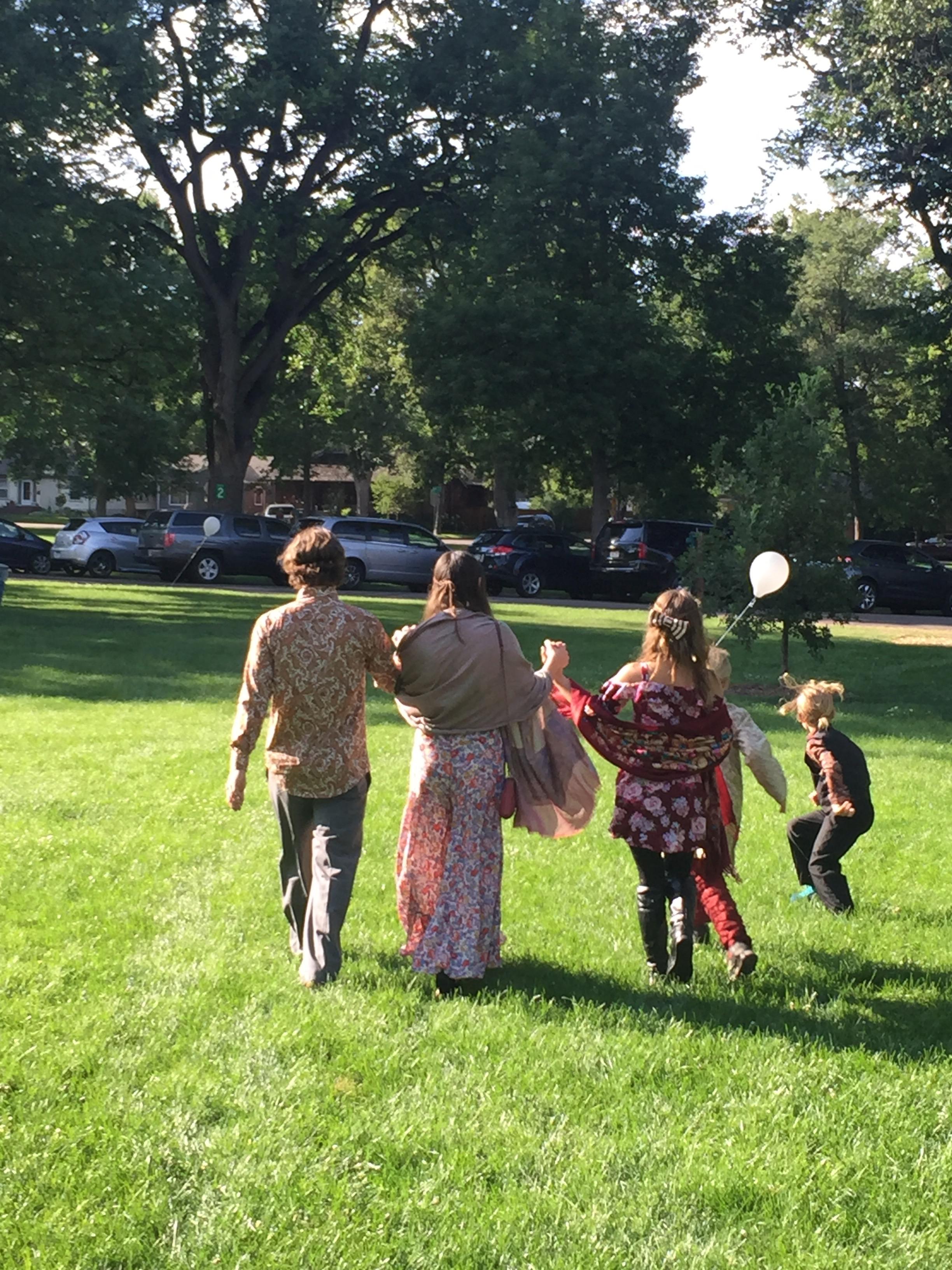 New Paradigm Co-parenting